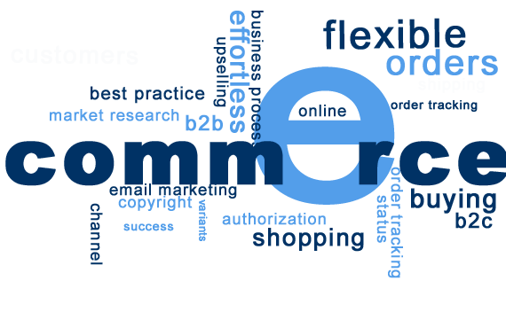ecommerce seo, shopping, email marketing, buying b2bc, order traking, business process, market research