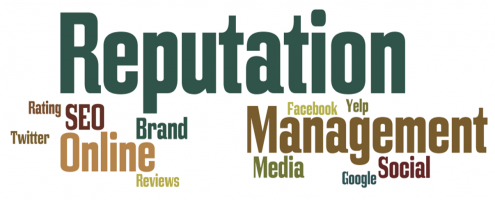 Online Reputation Management, brand promotion, rating seo