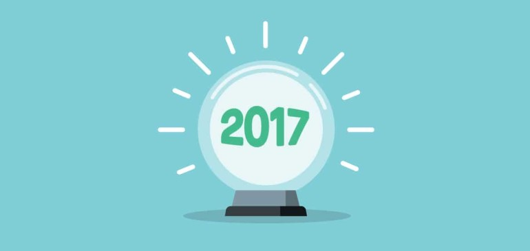 Website trends for the year 2017